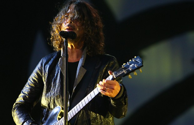 NEW Soundgarden video