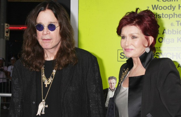 Ozzy hurt in house fire