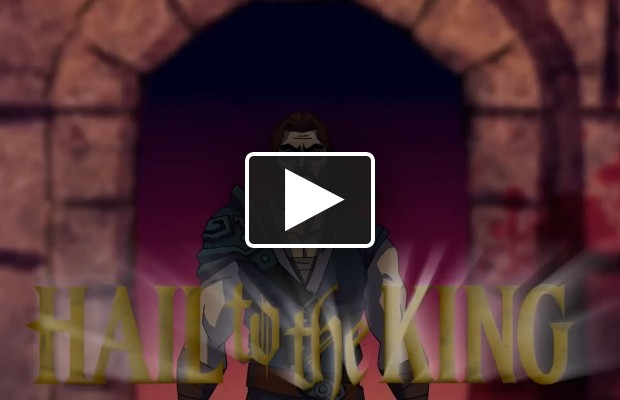AVENGED SEVENFOLD: Animated Series Leads to Animated Game